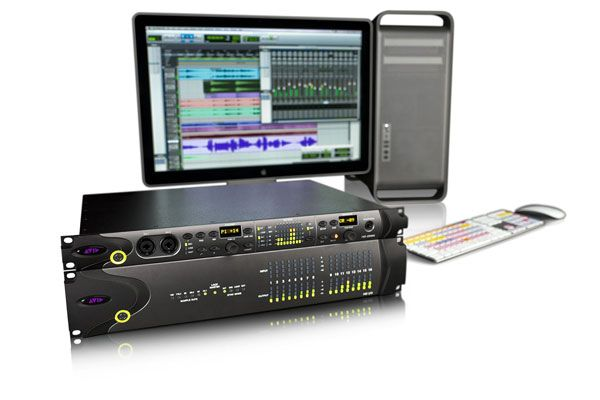 Avid Introduces Pro Tools | HD Native